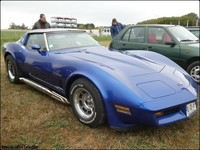 Chevrolet Corvette C3 L-82 Stingray Convertible
