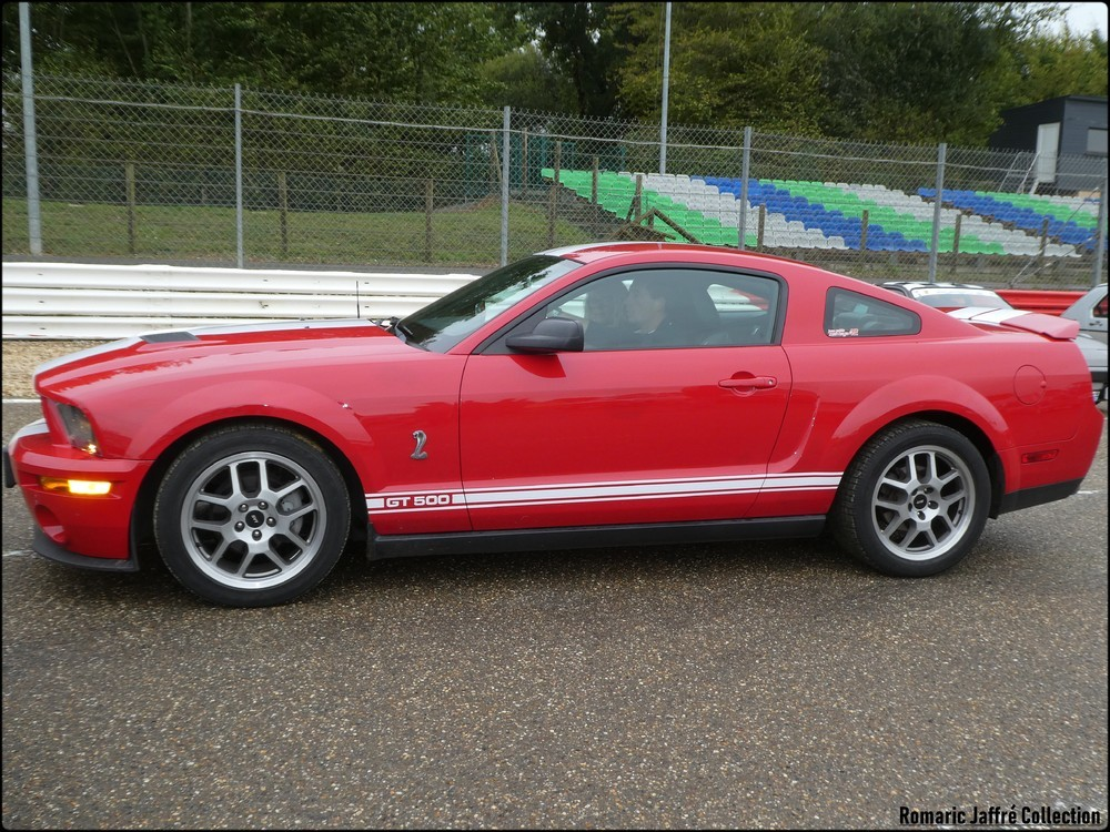 Shelby Mustang 5 GT 500