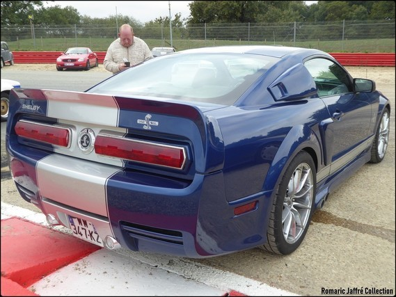Shelby Mustang 5 GT 500 Super Snake