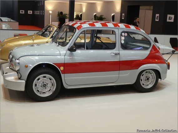 Abarth 1000 TCR Radiale Groupe 5