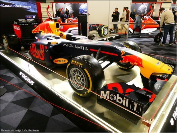 Aston Martin Red Bull Racing RB12