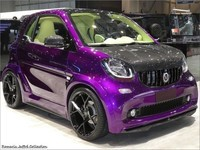 Mansory Fortwo