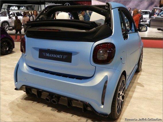 Mansory Fortwo Cabriolet
