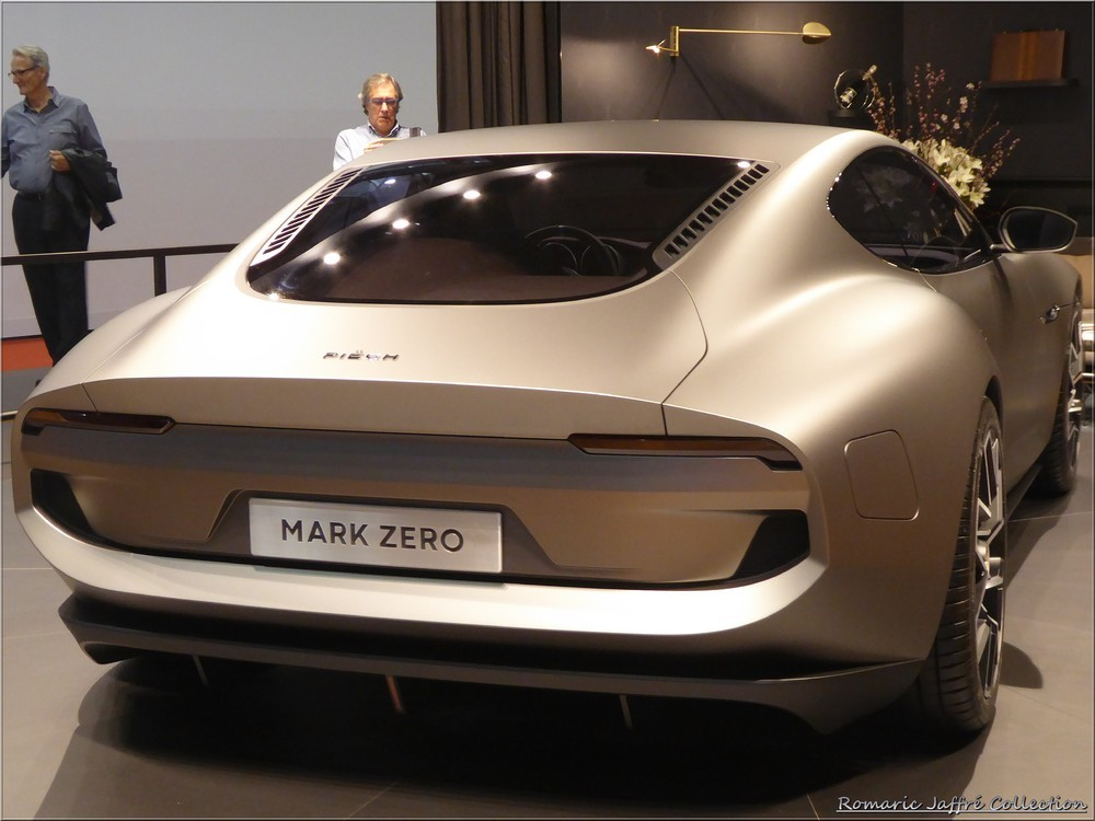 Piëch Mark Zero Prototype