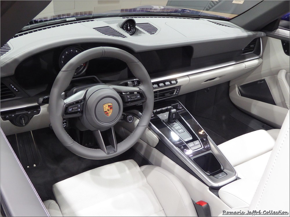 Porsche 911 ''992'' Carrera 4S Cabriolet ''Exclusive Manufaktur''