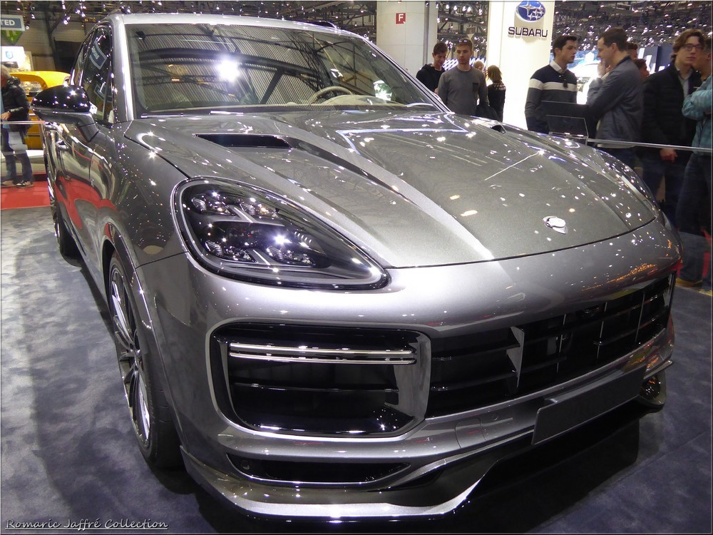 TechArt Cayenne Turbo S