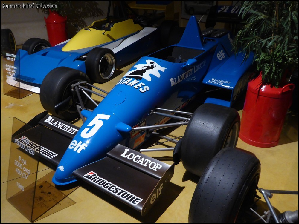 AGS JH20 F3000 Philippe Streiff #5