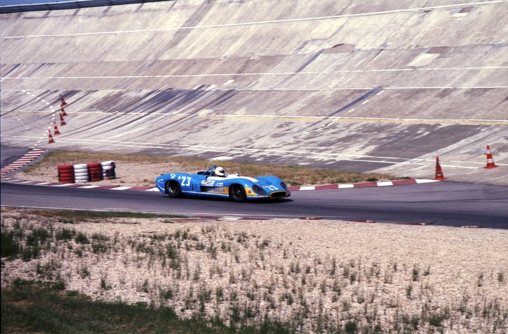 1995-06-25-Montlhéry-Grand Prix De L'Age D'Or-#23-Knight Mike-Matra MS 650-Supersport/Prototype