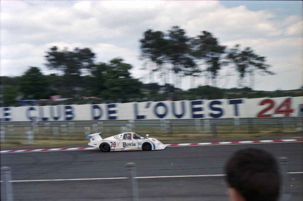 1985-06-16-24h Du Mans-#79-Wilds Mike-Mallock Ray-Leslie David-Ecosse C285 Cosworth-GrC2