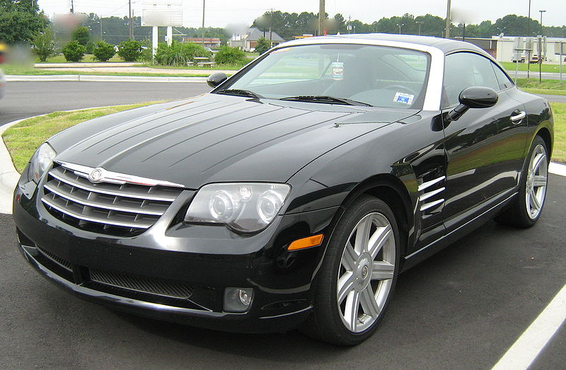 avis chrysler crossfire 3 2 discussions libres g n ral forum pratique. Black Bedroom Furniture Sets. Home Design Ideas