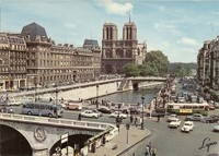 Paris vers 1965