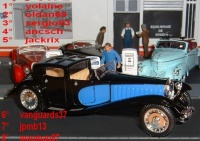 Voitures d'exception, Bugatti Royale 1928