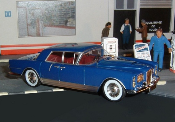3eme - N°1 - Facel Vega Excellence