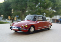N°28 - DS 21 cabriolet - 1967 a