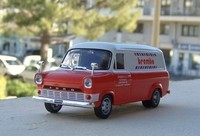 N°81 - Ford Transit - Brembo - 1975 a
