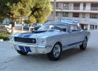 N°90 - Ford Mustang Shelby 350 GT - 1965 a