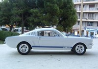 N°90 - Ford Mustang Shelby 350 GT - 1965 c