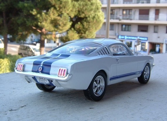 N°90 - Ford Mustang Shelby 350 GT - 1965 d