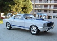 N°90 - Ford Mustang Shelby 350 GT - 1965 e