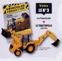 N°3 - Le tractopelle JCB 3 CX