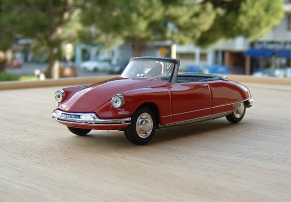N°1 - DS 19 cabriolet - 1961 - UH a