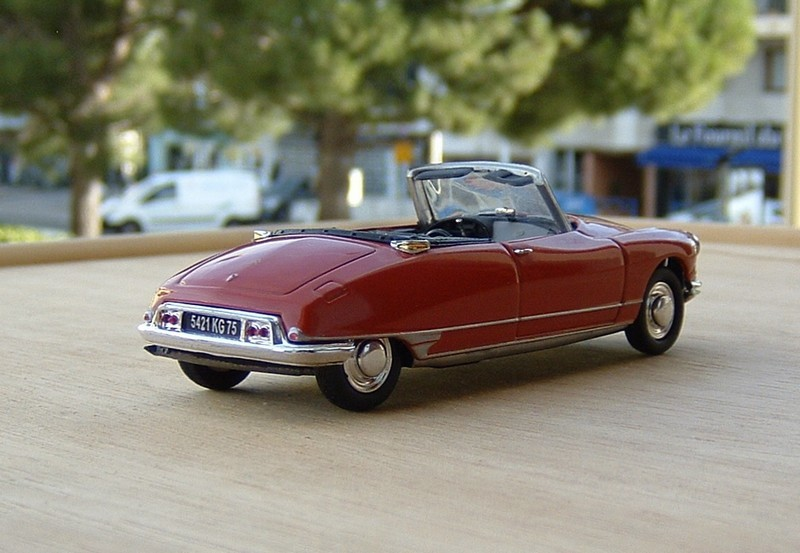 N°1 - DS 19 cabriolet - 1961 - UH d