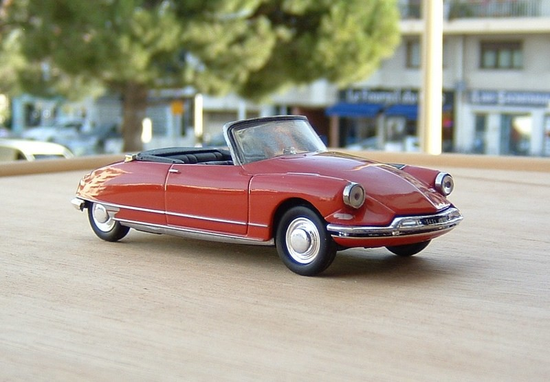 N°1 - DS 19 cabriolet - 1961 - UH e