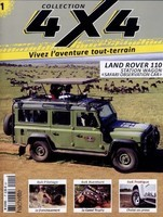 N°1 test - Land Rover 110 Station Wagon