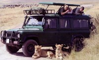 N°1 test - Land Rover 110 Station Wagon g