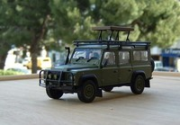 N°1 test - Land Rover 110 Station Wagon a