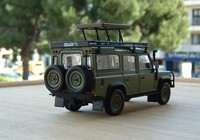N°1 test - Land Rover 110 Station Wagon d