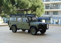 N°1 test - Land Rover 110 Station Wagon e