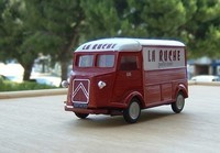 ELIGOR CITROEN TYPE H LA RUCHE PROMOTIONEL 100 ANS DOCK DE FRANCE a