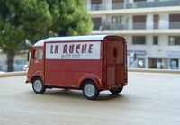 ELIGOR CITROEN TYPE H LA RUCHE PROMOTIONEL 100 ANS DOCK DE FRANCE b