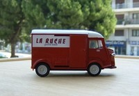 ELIGOR CITROEN TYPE H LA RUCHE PROMOTIONEL 100 ANS DOCK DE FRANCE c