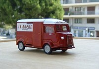 ELIGOR CITROEN TYPE H LA RUCHE PROMOTIONEL 100 ANS DOCK DE FRANCE e