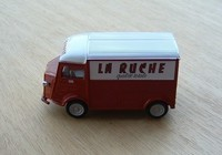 ELIGOR CITROEN TYPE H LA RUCHE PROMOTIONEL 100 ANS DOCK DE FRANCE f