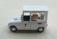 N°17 Duo - Renault 4 - Marchand de glaces - 1968 - f