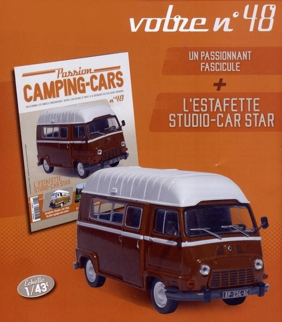 N°48 - L'Estafette Studio-car Star z