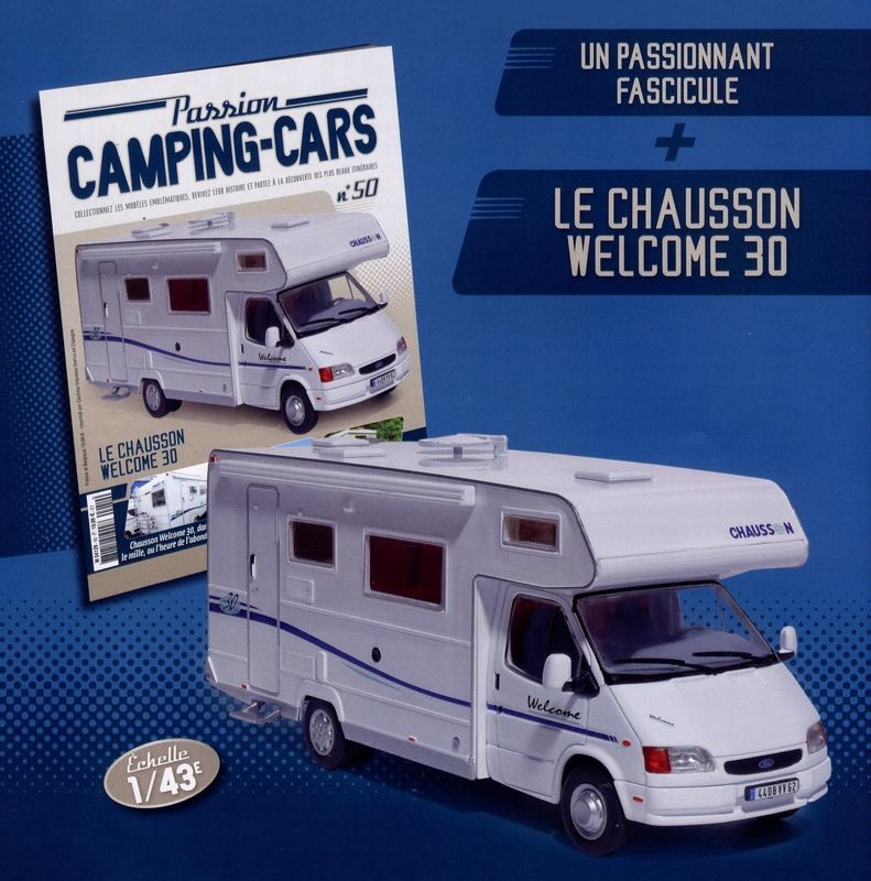 N°50 - Le Chausson Welcome 30 z