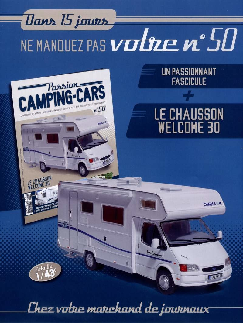 N°50 - Le Chausson Welcome 30