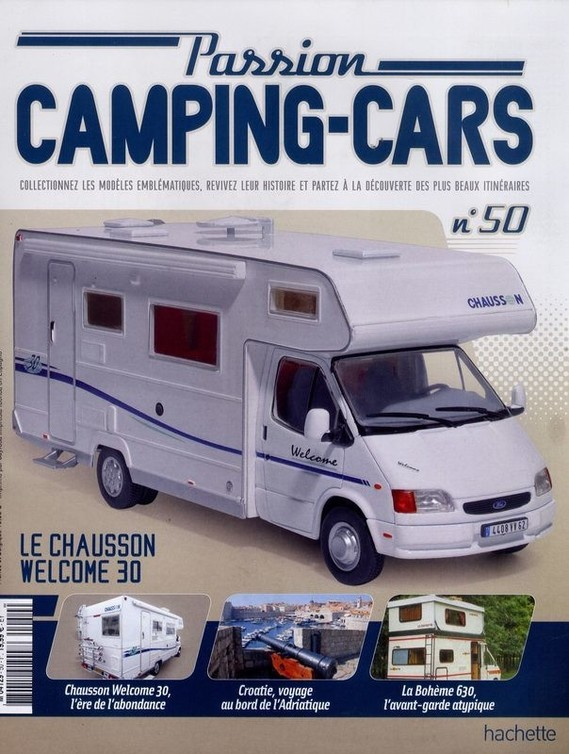 N°50 - Le Chausson Welcome 30 de 2000