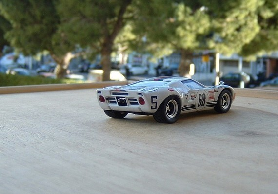 N°23 - Ford GT40 (1969) d