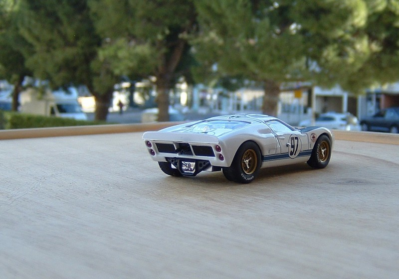 N°50 - Ford GT MKII (1966) d