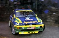 N°41 - Ford Escort Cosworth de 1996 g