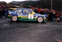 N°41 - Ford Escort Cosworth de 1996 h