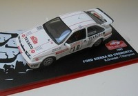 N°58 - Ford Sierra RS Cosworth de 1987 (paru le 16 05 2008)