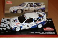 N°65 - Ford Escort RS Cosworth de 1993 (paru le 13 09 2008)