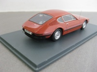 Volkswagen SP2 orange rear