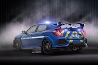 Honda Civic Type R Gendarmerie